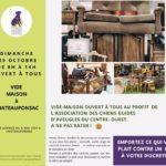 invitation pour le vide maison de chateauponsac en limousin